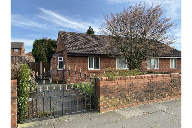 Thumbnail Bungalow for sale in Briery Hey Avenue, Liverpool