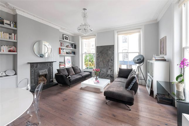 Thumbnail Flat for sale in Abingdon Road, Kensington, London