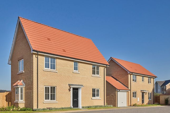 """3 bedroom property for sale in """"The Kennet"""" at Yarrow Walk, Red Lodge, Bury St. Edmunds"""