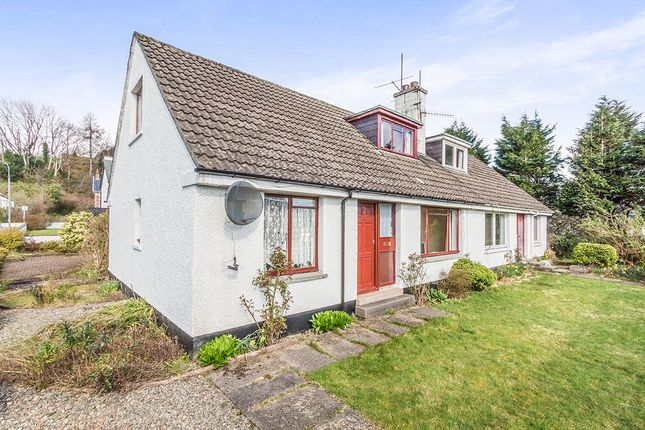 Thumbnail Bungalow for sale in Murray Square, Lochcarron, Strathcarron