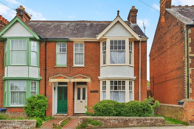 Thumbnail Semi-detached house for sale in Nunnery Road, Canterbury