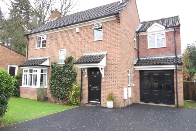 Thumbnail Detached house for sale in Suters Drive, Thorpe Marriott, Norwich