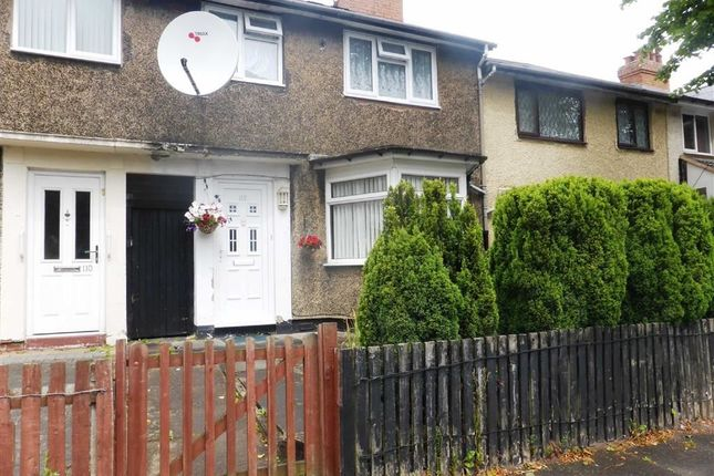 Thumbnail Terraced house for sale in Brookhill Road, Saltley, Birmingham
