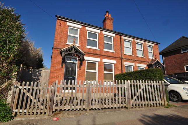 3 bed semi-detached house to rent in Goldsmid Road, Tonbridge TN9