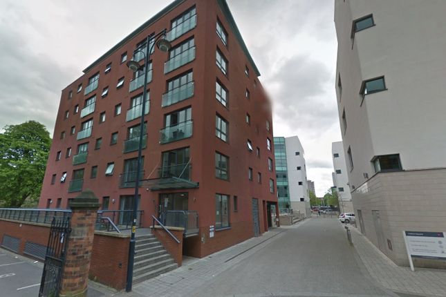 Thumbnail Flat to rent in Colton Square, Leicester