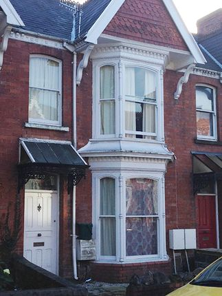 Thumbnail Shared accommodation to rent in Beechwood Rd, Swansea