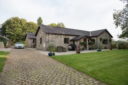 Thumbnail Barn conversion for sale in Reynoldston, Swansea