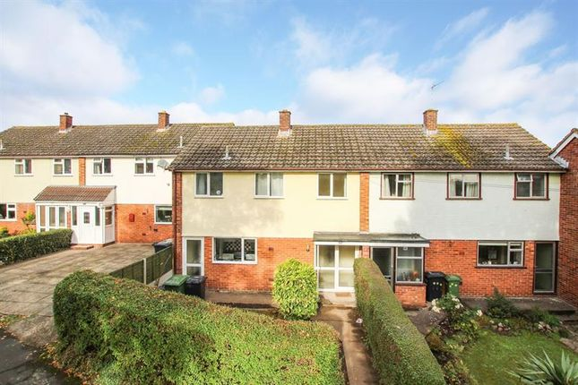 Thumbnail Terraced house to rent in Hillside Avenue, Hereford, Herefordshire