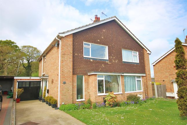 Thumbnail Semi-detached house for sale in Woodside, Walton On The Naze