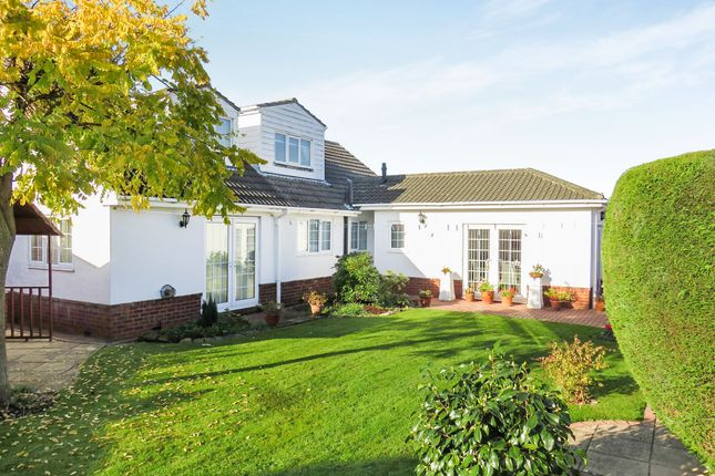 Thumbnail Detached bungalow for sale in Bosworth Close, Hatfield, Doncaster