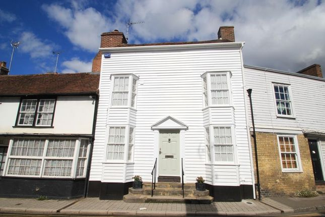 Thumbnail Mews house for sale in Waterloo Road, Cranbrook, Kent