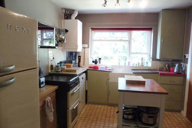 Thumbnail Bungalow to rent in High Haden Road, Glatton, Huntingdon
