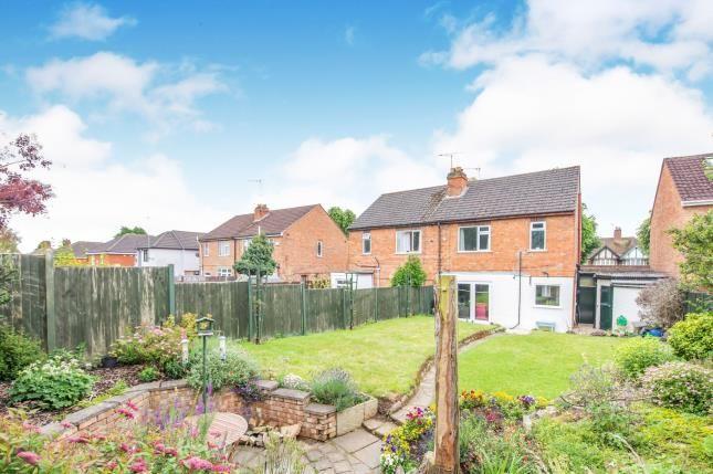 Garden of Anstey Lane, Leicester LE4