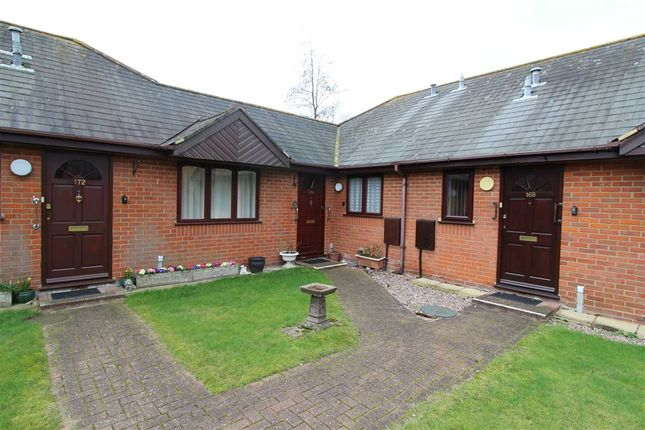 Thumbnail Bungalow for sale in Victoria Gardens, Highwoods, Colchester