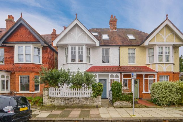 Thumbnail Semi-detached house to rent in Beechwood Avenue, Richmond
