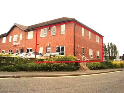 Thumbnail Office to let in Unit 6, Lyme Vale Court, Newcastle Road, Trent Vale, Stoke On Trent, Staffordshire
