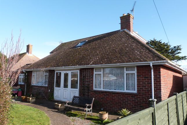 Thumbnail Bungalow for sale in Longacre, Selsey, Chichester