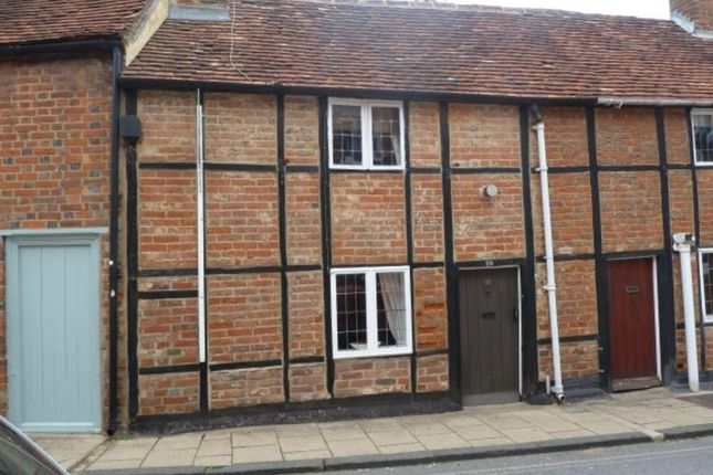 Thumbnail Terraced house to rent in Well Street, Buckingham
