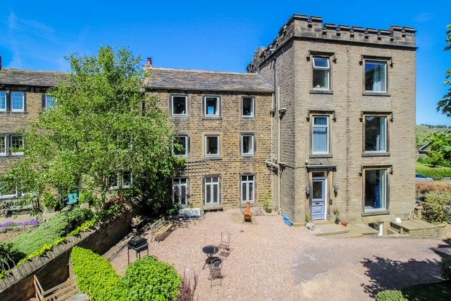 Thumbnail Detached house for sale in Holme Castle, The Village, Holme