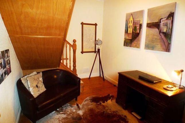 Rear Hallway/Office Study