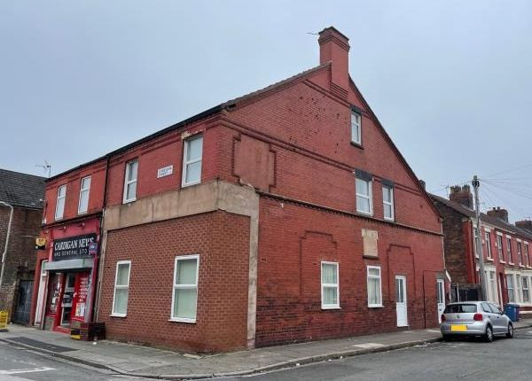 Thumbnail Semi-detached house for sale in Cranborne Road, Liverpool