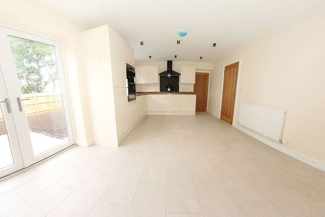 Thumbnail Detached house for sale in Mountain Close, Buckley, Flintshire
