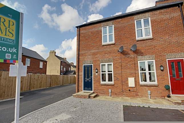 2 bed terraced house to rent in Ostler Close, Beverley HU17