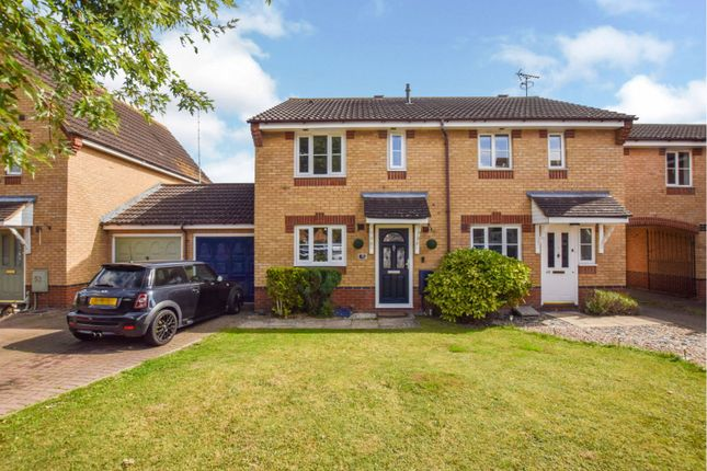 Thumbnail Semi-detached house for sale in Mopsies Road, Basildon
