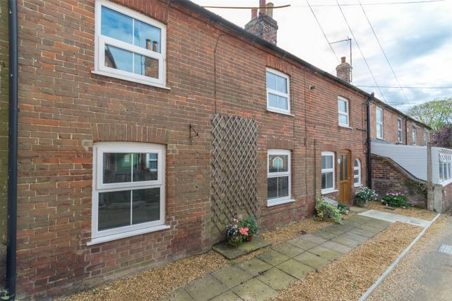 Thumbnail Terraced house for sale in Oak Street, Fakenham