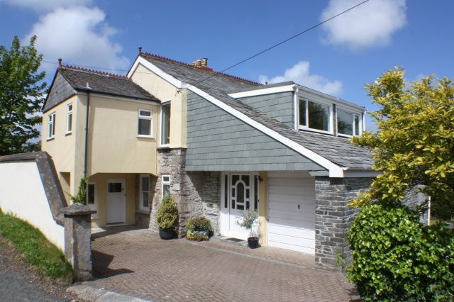 4 bed detached house for sale in Helstone, Camelford