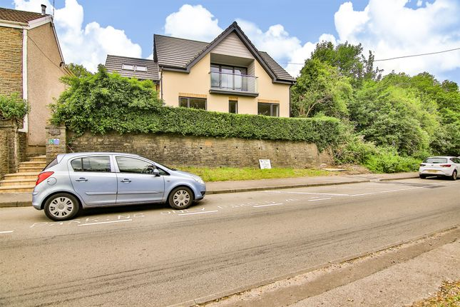 Thumbnail Detached house for sale in Main Road, Tonteg, Pontypridd