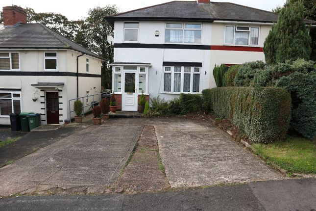 Thumbnail Semi-detached house to rent in Pavillion Avenue, Smethwick