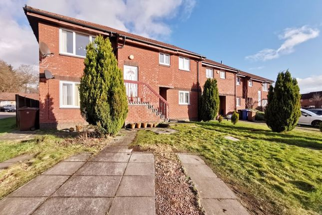 Thumbnail Flat for sale in Falcon Brae, Ladywell, Livingston