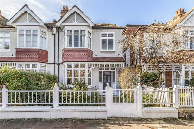 Thumbnail Property to rent in St. Albans Avenue, London