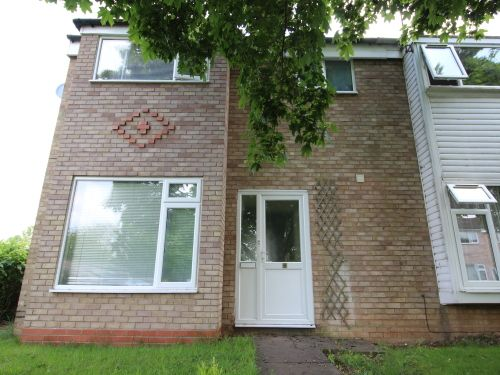 Thumbnail End terrace house to rent in 8 Springwell Road, Sydenham, Leamington Spa
