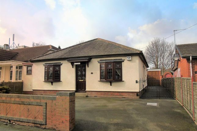 Thumbnail Bungalow for sale in Hollyhedge Road, West Bromwich