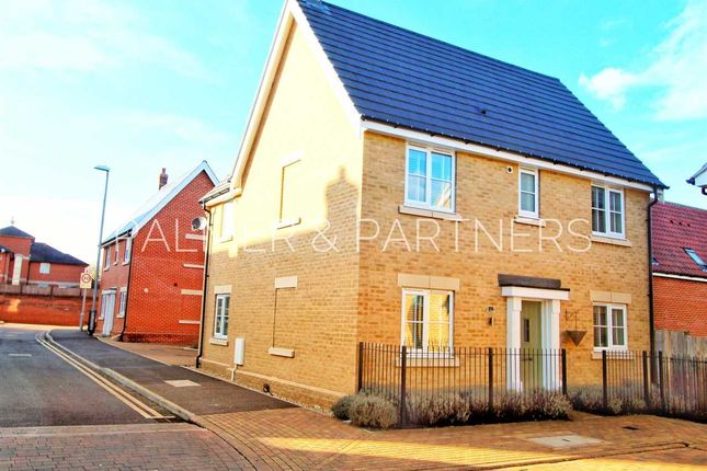 Thumbnail Detached house for sale in Saw Mill Road, Colchester
