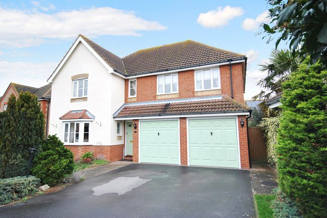 Thumbnail Detached house for sale in Lavender Drive, Southminster