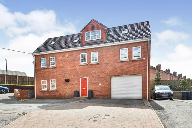 4 bed detached house for sale in The Courtyard, Craghead, Stanley, Co Durham DH9