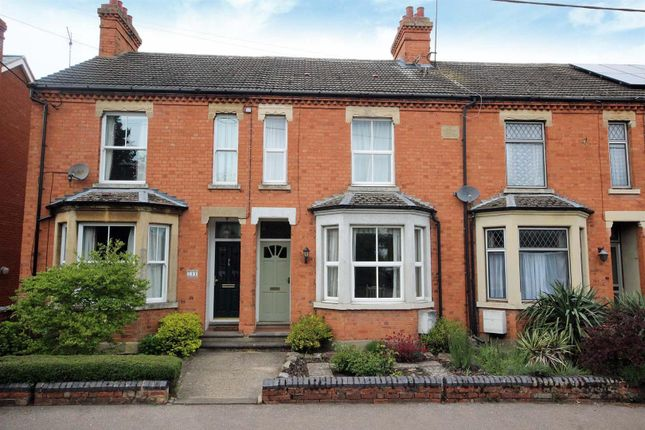 Thumbnail Terraced house for sale in High Street, Harrold, Bedford