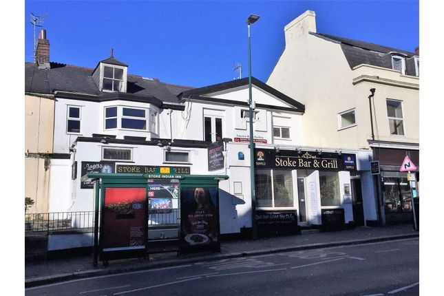 Commercial property for sale in Stoke Bar & Grill, Plymouth