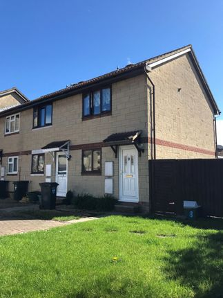 Thumbnail Terraced house to rent in Perrymead, Weston-Super-Mare