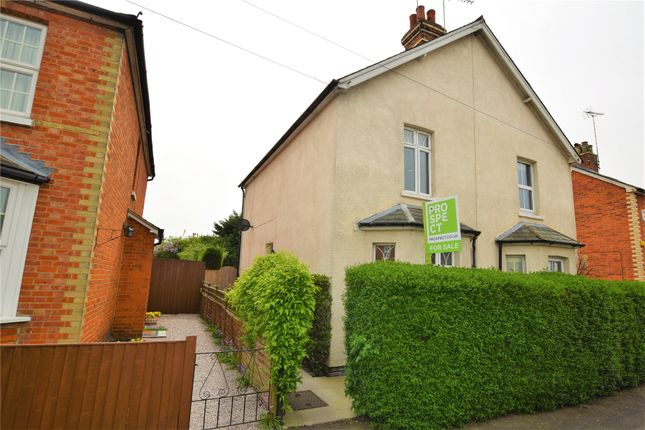 Thumbnail Semi-detached house for sale in Moorlands Road, Camberley, Surrey