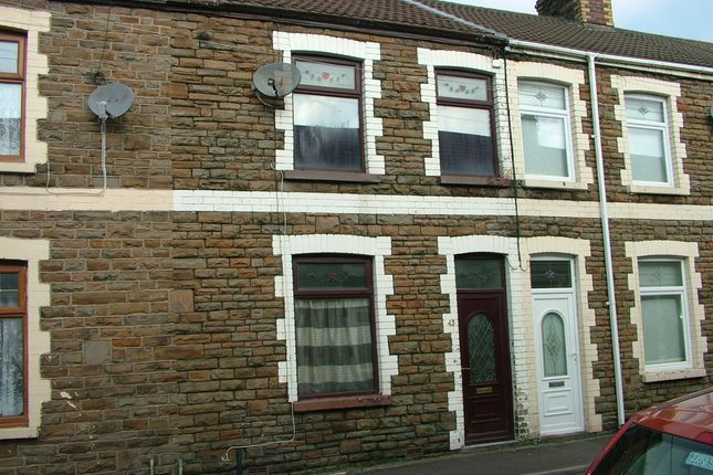 Thumbnail Terraced house to rent in Mary Street, Neath