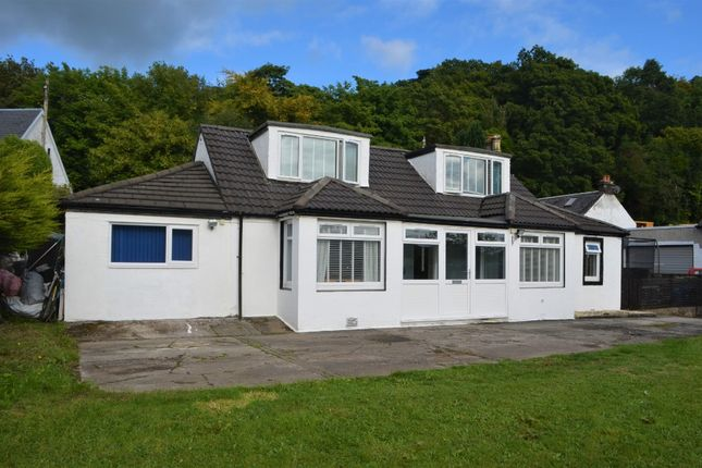 Thumbnail Detached bungalow for sale in Dunivard Road, Garelochhead, Argyll & Bute