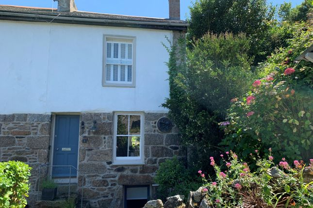 Thumbnail Cottage for sale in Cherry Garden Street, Mousehole, Penzance