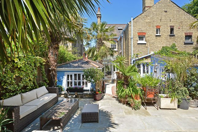 Thumbnail Semi-detached house for sale in Abbey Lane, London