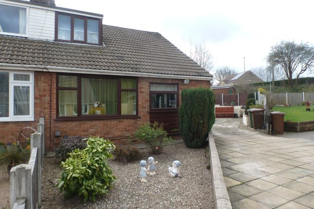 Thumbnail Semi-detached bungalow to rent in Lingwell Gate Crescent, Outwood, Wakefield, West Yorkshire