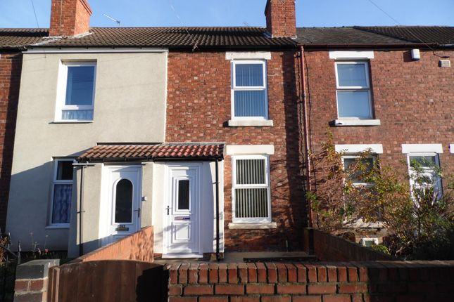 Thumbnail Terraced house to rent in Bentley Road, Doncaster