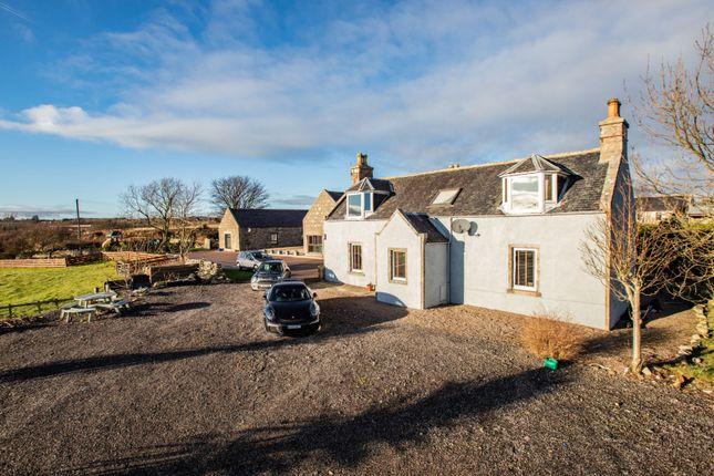 Thumbnail Farmhouse for sale in Portlethen, Aberdeen